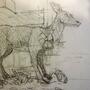 Deer by misterIG