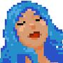 Blue Lady by HypSandar