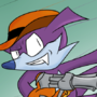 Nack The Sniping Weasel with a Fang by EmperorKatuunuXVI