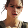 Rey Colr Study - Star Wars by FaveyOfficial