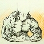Anatomy study by yodaddyo