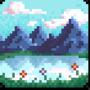 Mountains & Lake by HypSandar