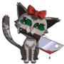 Cat by thiagobm
