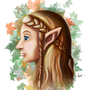 Portrait 2 - Elf