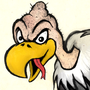 vulture by Rubbe
