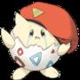 Sad Togepi (Street Fighter Crossover)