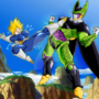 Commission - Vegeta Vs Cell