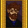 Self Portrait by Mangonisium