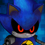 metal sonic by Rubbe