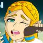 Zelda by Plazmix