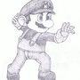 Mario by Zero-Insanity