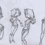 girl design by malkan