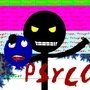 Psycho (MsPaint) by MaxExtreme