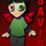 David the Chibi Demon by Walkingpalmtree
