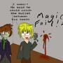 Magic Fail XD by RedCubes