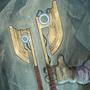 Legendary Dwarf Axe