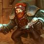 Steampunk Dwarf by ArtDeepMind