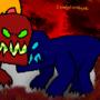 Demon Monsters by CandyCornBoyz