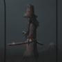 MW Samurai - big hat by MWArt