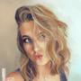 Giveaway Portrait of Matilda by MartsArt