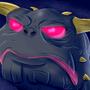 Zull/Terrror Dog (Ghostbusters Fan Art) by ClumsyMartian