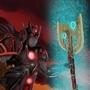 The Villain Wins The Legendary Axe by FelipeOliveira