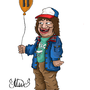 Dustin/Stranger Things by BigMike1996