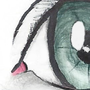 Manga Eye Practice (colored version) by Confeddi