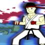 RYU FROM STREET FIGHTER by JasonKyo12