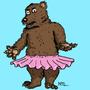 Scarrington Bear