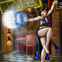 Colored Street Fighter V Chun Li Dress by eMokid64