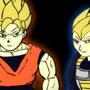 Hey look its Goku and Vegeta by JasonKyo12