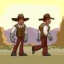 Western Pixel artwork