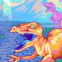 Dinos vs UFOs