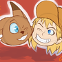 Tales of Zale | Zale and Sif! by Annmariesch76