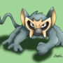 my old fakemon drawing by MagnusRosenbergChris
