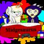Midgesaurus by Midgesaurus