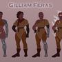Gilliam Feras by Skimlet