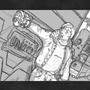 Scifi Storyboard Frame