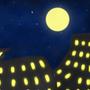 Night Sky by DatowdaAnimates