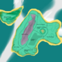 Terra Island map