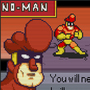 No Man : No Games (Pixel Comic) by SuperPhil64