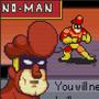 No Man : No Games (Pixel Comic)