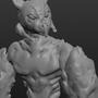 Demon-Goblin 3D creation