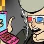 THOSE 3D GLASSES WONT WORK YA DWINGUS