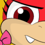 Super Mario - Pom Pom by DreamEclipseWolf