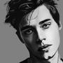 Digital Portrait by ThatDeadKid