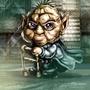 Old Troll by BlackArro3