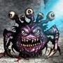 Monster Eyes by BlackArro3