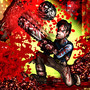 Ash, Evil Dead Fan Art by BlackArro3
